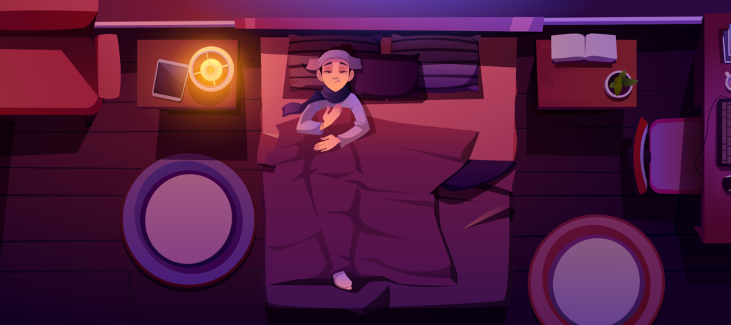 habits to manage insomnia